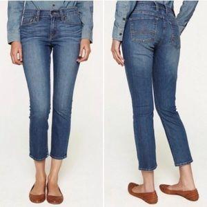Lucky Brand Sofia Capri Jeans Size 8